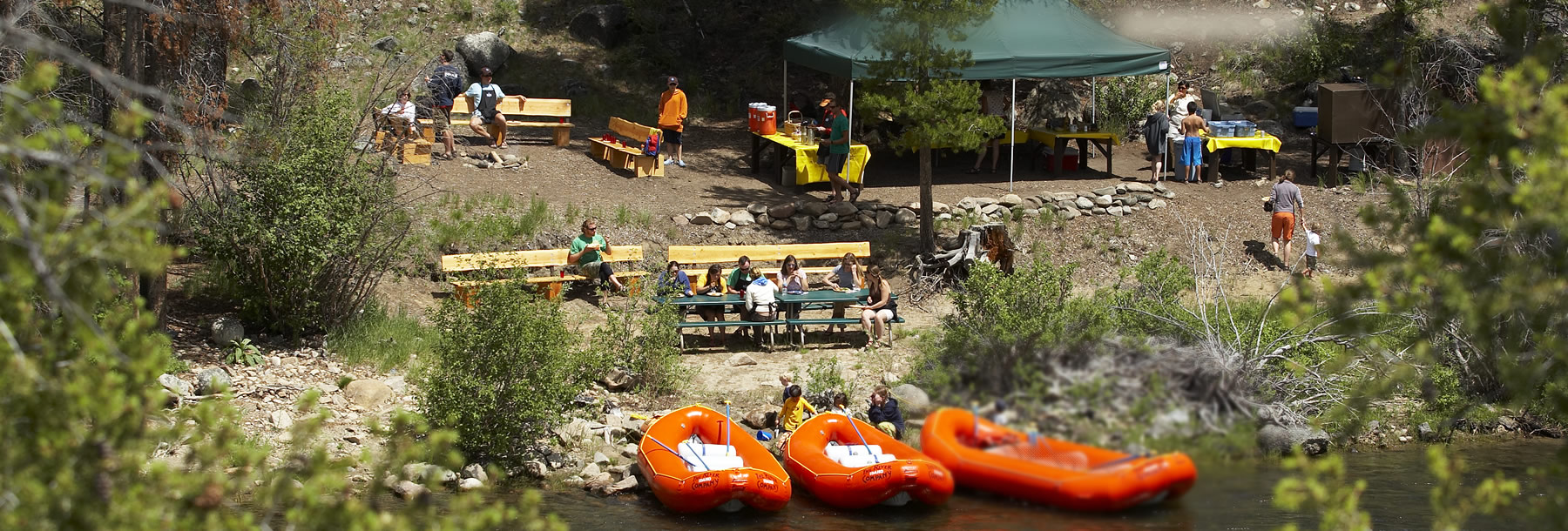 Idaho Rafting, Stanley and Sun Valley